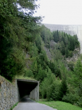 Barrage de Luzzone