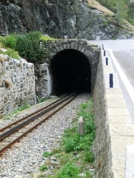 Tunnel de Gletsch
