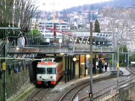Bahnhof Lugano (FLP)