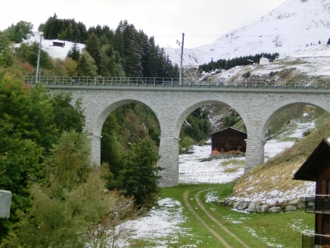 Val Giuv Viaduct