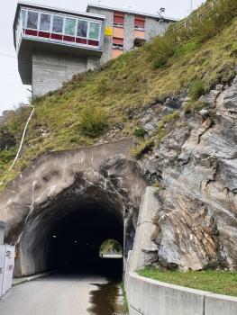 Tunnel Luzzone I