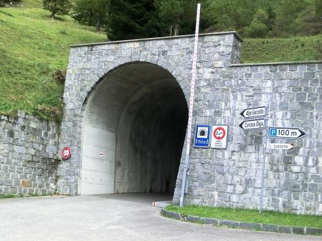 Tunnel Luzzone II