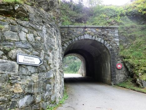 Tunnel de Luzzone IV