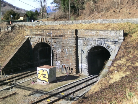 Monte-Ceneri-Eisenbahntunnel