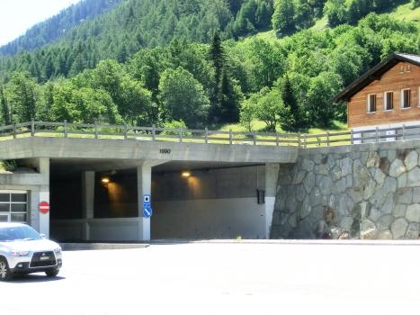 Tunnel de Jostbach