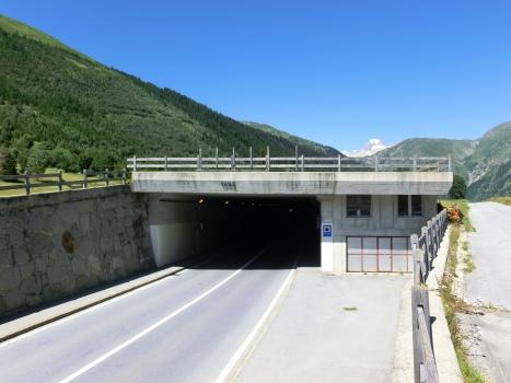 Mühlebach Tunnel eastern portal