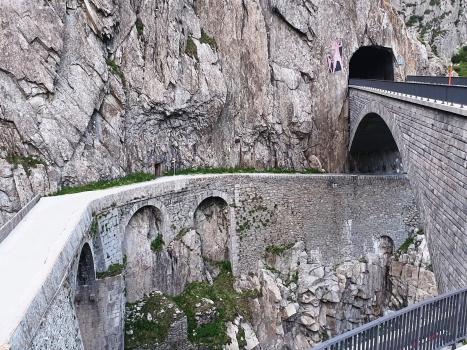 Tunnel de Bruggwaldboden-Fodegg