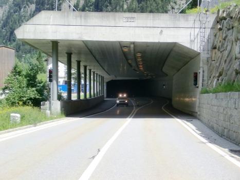 Tunnel de Steglaui