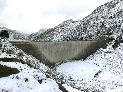 Barrage de Santa Maria