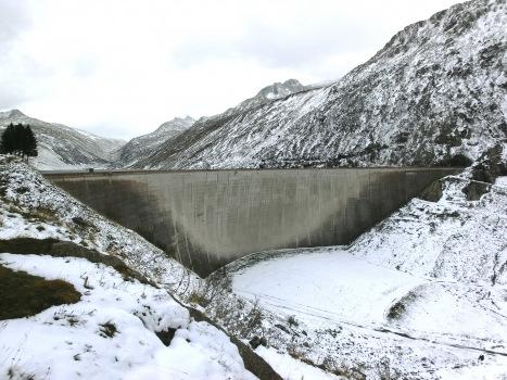 Santa Maria Dam