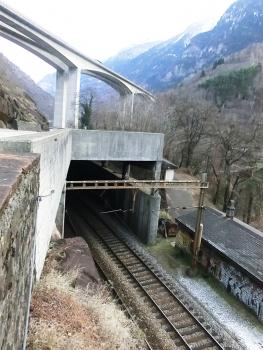 Tunnel de Toumiquet