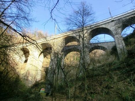 Eisenbahnbrücke Pianturino