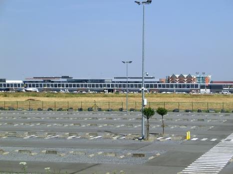 Aéroport de Charleroi Bruxelles-Sud