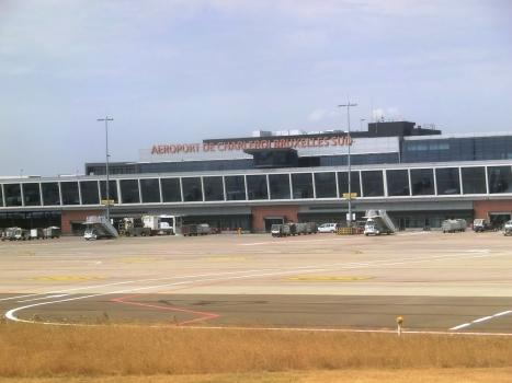 Flughafen Brüssel-Süd Charleroi