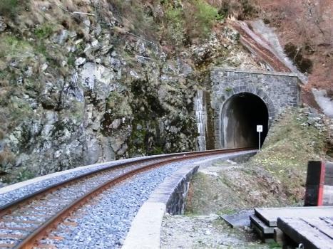 Eisenbahntunnel Gaggetto di dentro