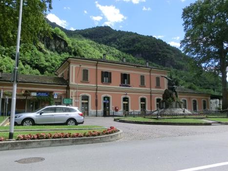 Bahnhof Chiavenna