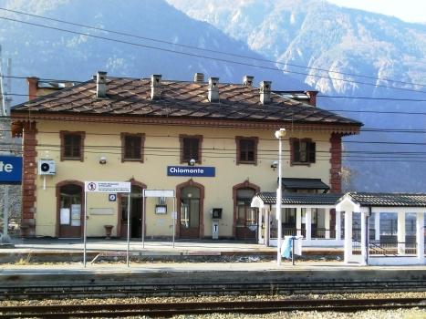 Chiomonte Station