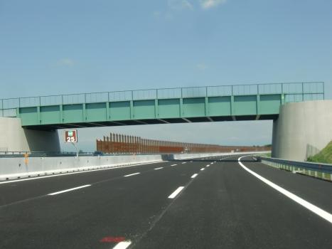 Autobahn A 58 (Italien)