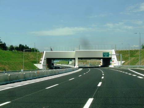 Tunnel Villoresi