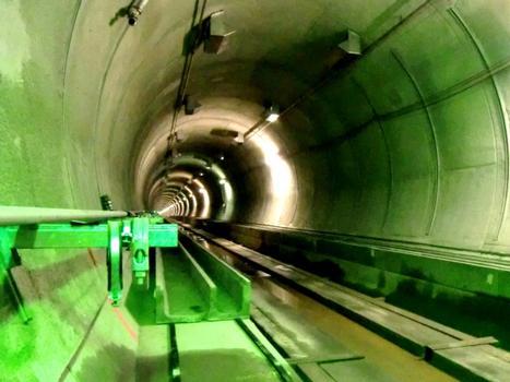 Eisenbahntunnel Liefkenshoek