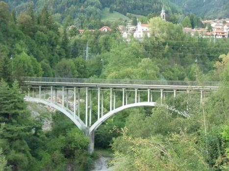Old Songavazzo Bridge