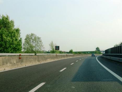 Autobahn A 13 (Italien)