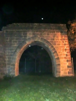 Verucchio Tunnel, western portal