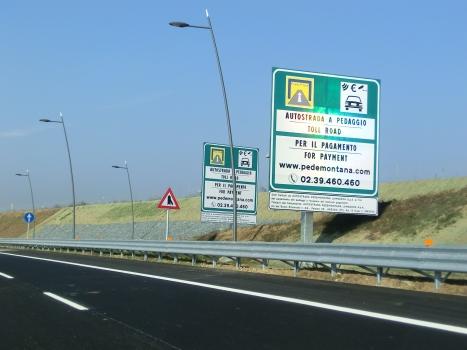Autobahn A36 (Italien)