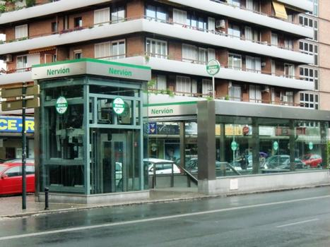 Metrobahnhof Nervión