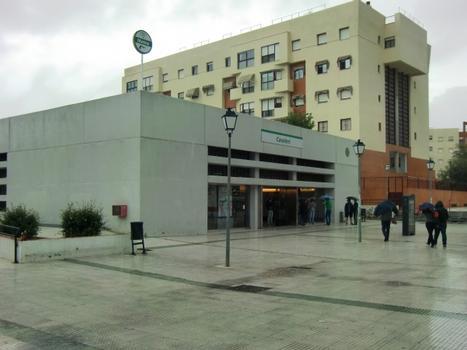Metrobahnhof Cavaleri