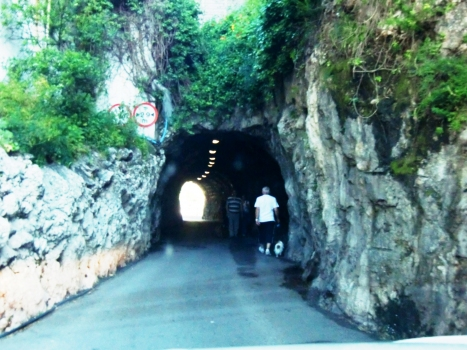 Camp Bay 1 Tunnel