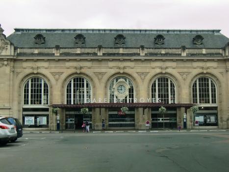 Gare de Troyes