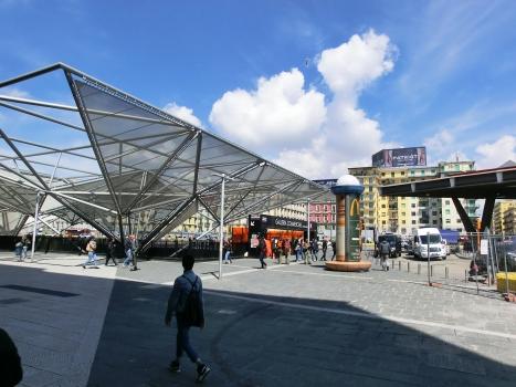 Piazza Garibaldi Roof