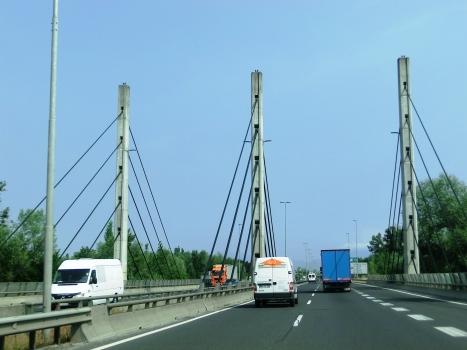 Ljubljanica-Brücke