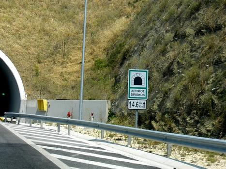 Tunnel de Driskos