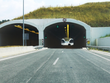 Tunnel de Chrysovitsa