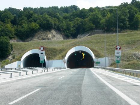 Tunnel d'Anthochori