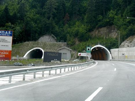 Tunnel Metsovo