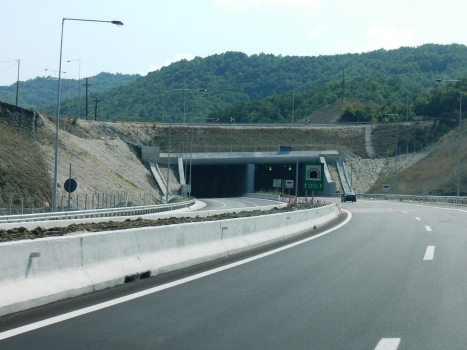 Tunnel de Balntouma