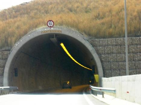 Paramythia Tunnel eastern portal