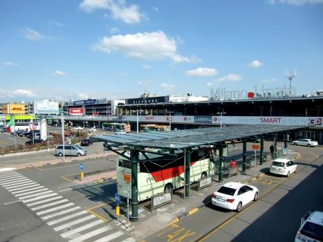 Aéroport de Milan Linate