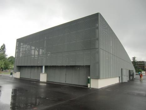 San Siro Stadio Metro Station filter zone