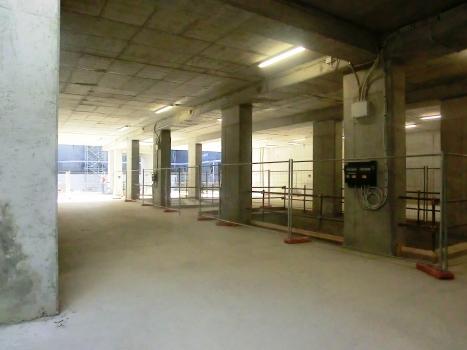 Metrobahnhof Susa