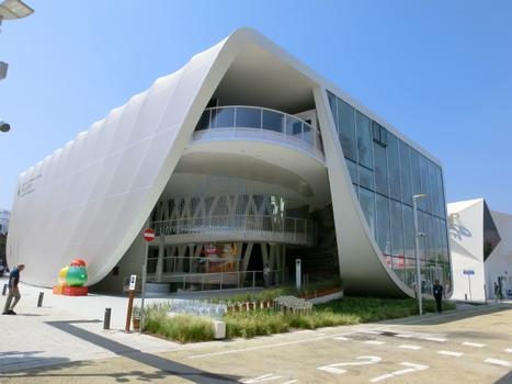 China Corporate United Pavilion - Expo 2015