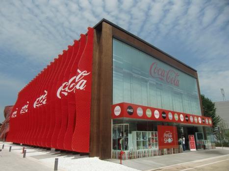 Coke Pavilion - Expo 2015