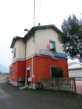 Cogno-Esine Station
