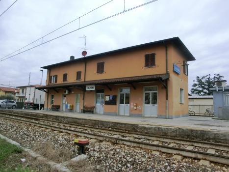 Bahnhof Cologne