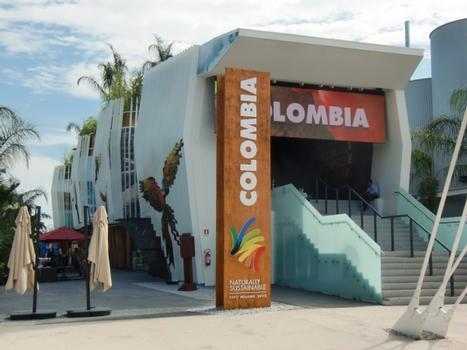 Colombia Pavilion - Expo 2015