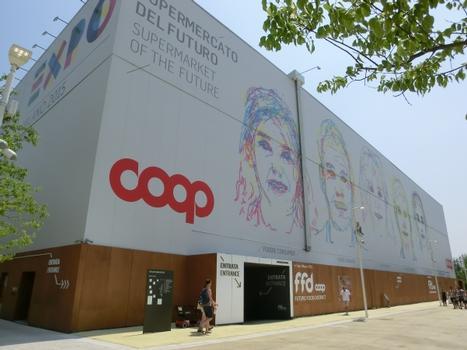 Future Food District Coop Pavilion - Expo 2015