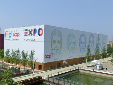 Future Food District Coop Pavilion - Expo 2015